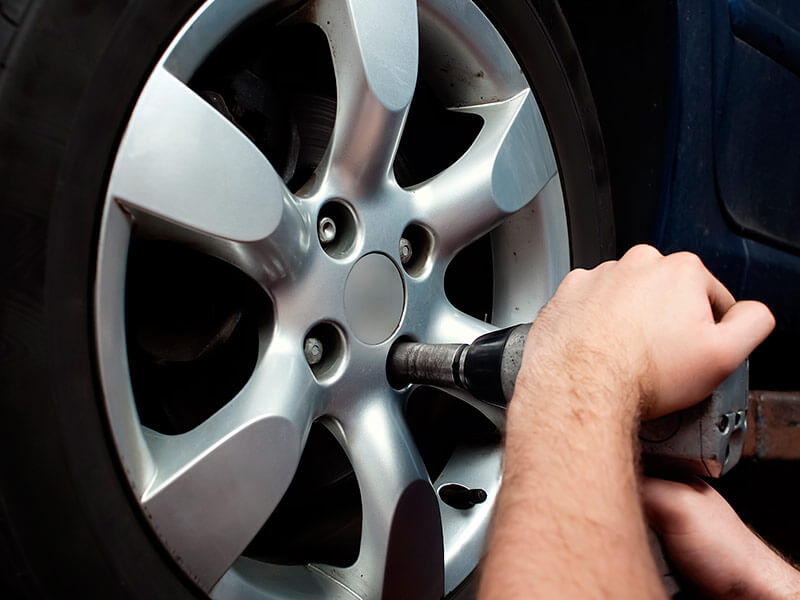 How ToChange aCar Tire
