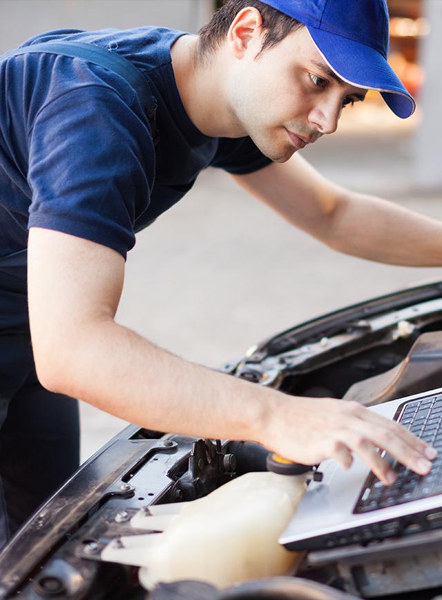 What todowhen your steering wheel  shakes when braking